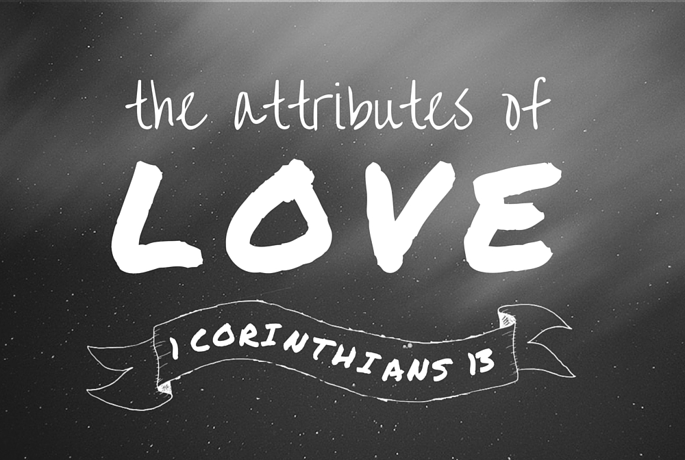 The 15 Attributes of Love | Living Hope Bible Church